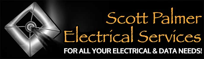 Scott Palmer Electrical Services Logo